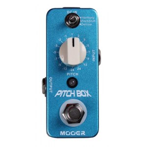 MOOER Pitch Box Effektpedal