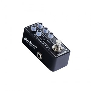 MOOER Micro PreAMP 010 Two Stones Effektpedal