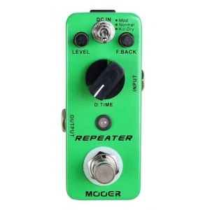 MOOER MDL-1 Repeater Digital Delay Effektpedal