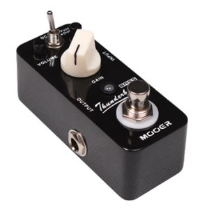 MOOER MOD-3 Thunderball Bass Fuzz/Distortion Effektpedal