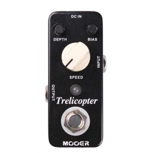 MOOER MTR-1 Trelicopter Optical Tremolo Effektpedal