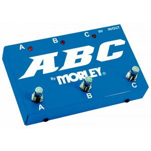 MORLEY ABC Pedal Box
