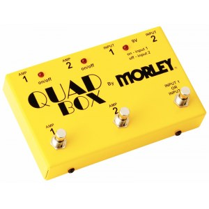 MORLEY George Lynch Quad Box Effektpedal