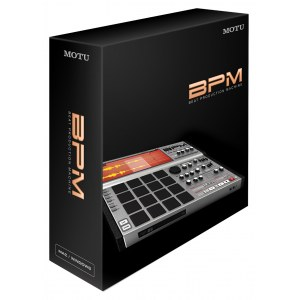 MOTU BPM 1.5 Beat Production Machine Softwaresampler