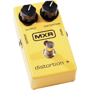 MXR M104 Distortion Plus Effektpedal