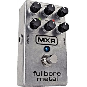 MXR M116 Fullbore Metal Distortion Effektpedal