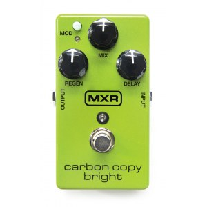 MXR M269 Carbon Copy Bright Delay Effektpedal