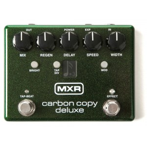 MXR M292 Carbon Copy Deluxe Analog Delay Effektpedal