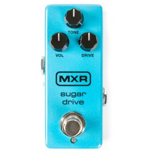 MXR M294 Sugar Drive Mini Overdrive/Distortion Effektpedal
