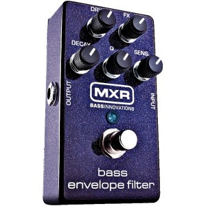 MXR M82 Bass Envelope Filter Effektpedal