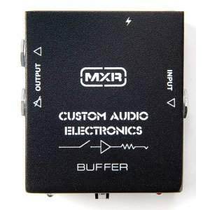 MXR MC406 Audio Electronics Buffer