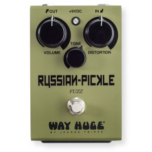 WAY HUGE WHE-408 Russian Pickle Fuzz Effektpedal