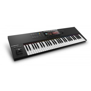 NATIVE INSTRUMENTS Komplete Kontrol S61 MkII USB Controller Keyboard inkl. Software