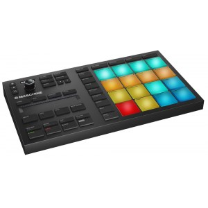 NATIVE INSTRUMENTS Maschine Mikro MK3 Hardware/Software-Groovebox, schwarz