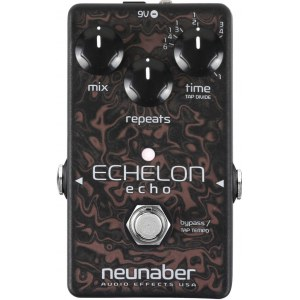 NEUNABER Echelon Echo Buffered Bypass Digi. Delay Effektpedal