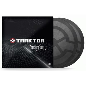 NATIVE INSTRUMENTS Traktor Butter Rug Mats (Paar) Slipmats