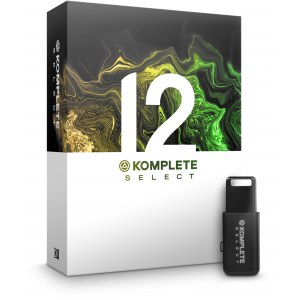 NATIVE INSTRUMENTS Komplete 12 Select Softwarepaket