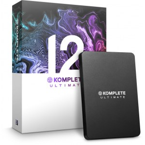NATIVE INSTRUMENTS Komplete 12 Ultimate EDU 5-PACK Enthält 5 Schullizenzen. Softwarepaket