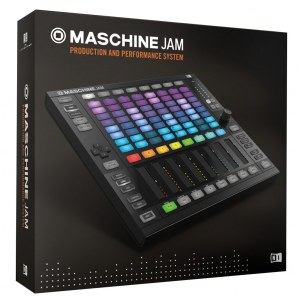 NATIVE INSTRUMENTS Maschine Jam Hardware/Software-Groovebox