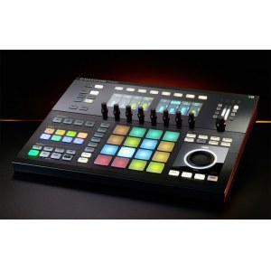 NATIVE INSTRUMENTS Maschine Studio Hardware/Software-Groovebox, schwarz