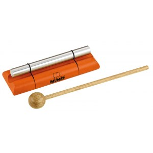 MEINL NINO579S-OR Small Energy Chime, orange