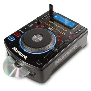 NUMARK NDX 500 USB/MP3/CD-Player und DJ Controller