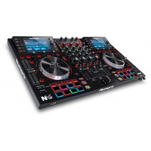NUMARK NV-II USB Dual Display Controller inkl. Software