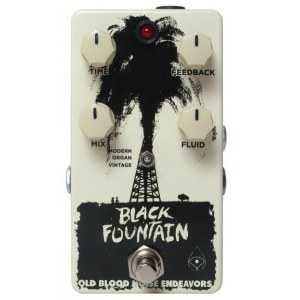 OLD BLOOD NOISE Black Fountain Delay Effektpedal