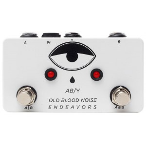 OLD BLOOD NOISE AB/Y Switcher Schalter / Signal Splitter