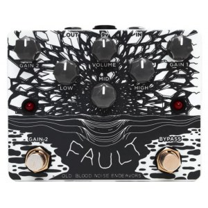 OLD BLOOD NOISE Fault Overdrive/Distortion Effektpedal