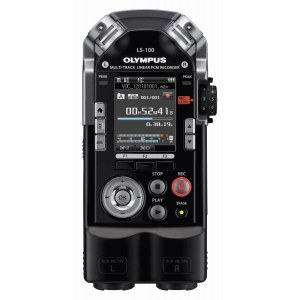 OLYMPUS LS-100 Handheld Digital-Recorder