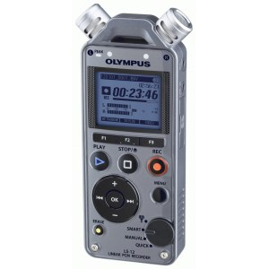 OLYMPUS LS-12 Handheld Digital-Recorder