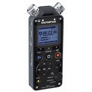 OLYMPUS LS-14 Handheld Digital-Recorder