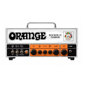 ORANGE Rocker 15 Terror Head 15Watt Röhren-Gitarrenverstärker