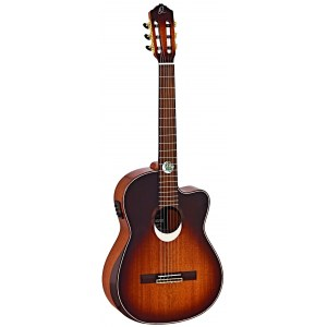 ORTEGA Eclipse Suite C/E Konzert-Gitarre 4/4, natural gloss