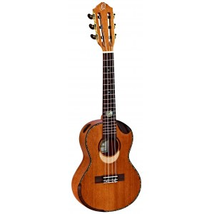 ORTEGA Eclipse-TE-6 Tenor 6-saitige Ukulele, natural gloss