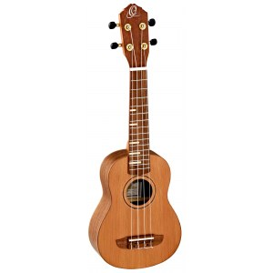 ORTEGA RUTI-SO Timber Sopran Ukulele, natur