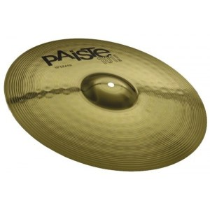 PAISTE 101 Brass Crash Cymbal 14 Zoll 101-Serie Becken, traditional