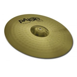 PAISTE 101 Brass Crash/Ride Cymbal 18 Zoll 101-Serie Becken, traditional