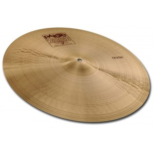 PAISTE 2002 Bronze Crash Cymbal 17 Zoll 2002-Serie Becken, traditional