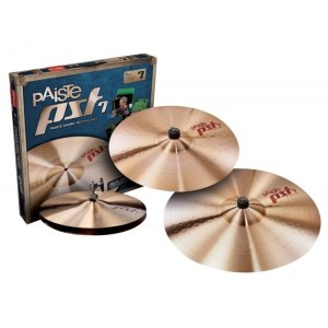 PAISTE PST-7 Medium 14-16-20 Bronze Beckenset