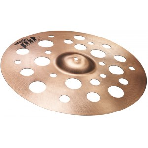 PAISTE PST-X Swiss Medium Crash Cymbal 18 Zoll Effekt Becken