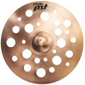 PAISTE PST-X Swiss Thin Crash Cymbal 18 Zoll Effekt Becken