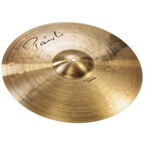 PAISTE Signature Precision Crash Cymbal 16 Zoll Signature-Serie Becken, brillant