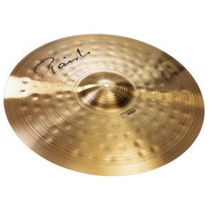 PAISTE Signature Precision Ride Cymbal 20 Zoll Signature-Serie Becken, brillant / DE