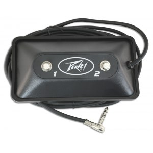 PEAVEY FS-2 Foot Switch Fussschalter 2-fach für Channel/Boost