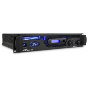 PEAVEY IPR2-2000 DSP Power Amp 2x900W/2Ohm Class-D Leistungsendstufe / Installationsendstufe