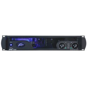 PEAVEY IPR2-7500 Power Amp, 2x2450W/4Ohm Class-D Leistungsendstufe