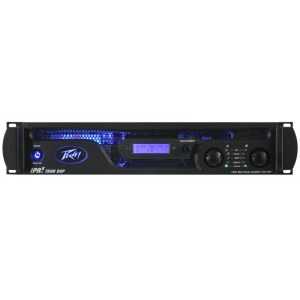 PEAVEY IPR2-7500 DSP Power Amp, 2x2450W/4Ohm Class-D Leistungsendstufe / Installationsendstufe