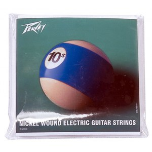 PEAVEY Pool Ball Nickel Wound 10s 010-046 /AL Nickel Round Wound. Saiten E-Gitarre